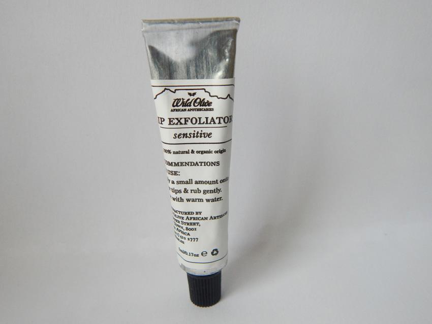 Wild Olive African Artisan Lip Exfoliator
