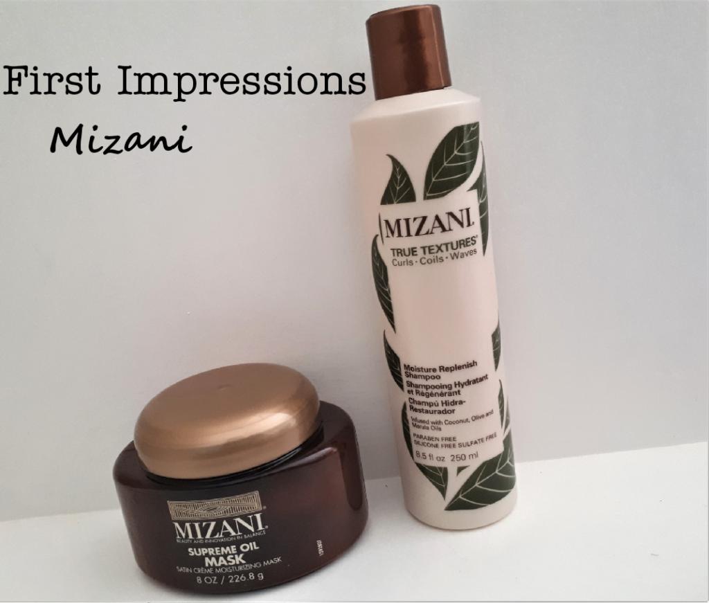 First Impressions Mizani Hair