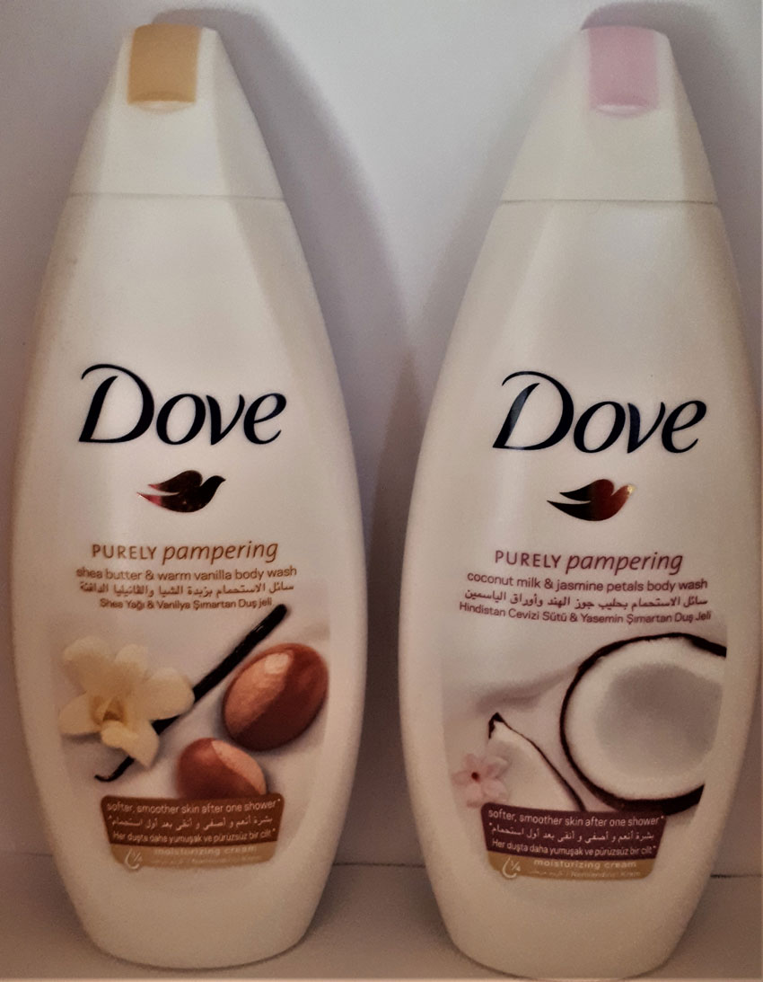 Product Review Dove Purely Pampering Body Wash Range The Discerning Stylist