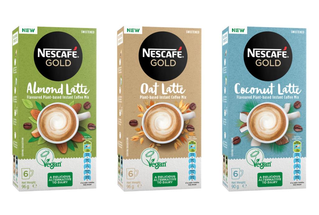 Nescafe Gold Plant Mixes